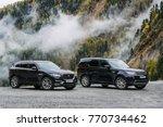 davos  switzerland   october 3  ... | Shutterstock . vector #770734462