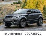davos  switzerland   october 21 ... | Shutterstock . vector #770736922