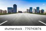 way in the modern city   Shutterstock . vector #770743876