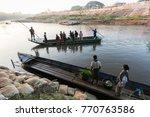mae sot  tak  thailand  ...   Shutterstock . vector #770763586