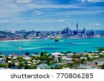 Auckland City From Mount...