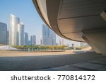 urban construction and building ... | Shutterstock . vector #770814172