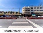 prachuab khirikhan  thailand  ... | Shutterstock . vector #770836762