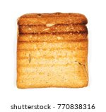 integral fried whole wheat... | Shutterstock . vector #770838316