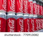 bangkok  thailand   december 8  ... | Shutterstock . vector #770913082