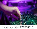 dj remote control | Shutterstock . vector #770933515