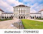 the nymphenburg palace  schloss ...   Shutterstock . vector #770948932
