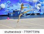 orenburg  russia   november 25  ... | Shutterstock . vector #770977396