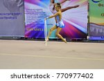 orenburg  russia   november 25  ... | Shutterstock . vector #770977402