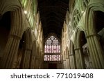 The West Front Window In The...