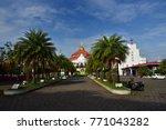 kochi  kerala  india  december... | Shutterstock . vector #771043282