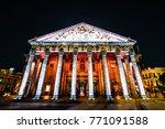 guadalajara  jalisco  mexico  ... | Shutterstock . vector #771091588