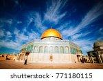 jerusalem  israel   june 4 ...   Shutterstock . vector #771180115