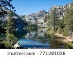 Eagle Lake In California S...