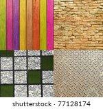 Texture Series   Set Of 4 ...