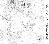 grunge black white. monochrome... | Shutterstock . vector #771287146