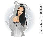 vector illustration of...   Shutterstock .eps vector #771308932