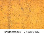 Corrosion Of Steel  Surface Of...