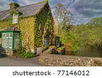 Irish Cottage House In Cong  ...