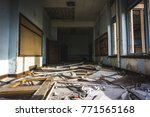 Detroit Abandoned Urban...