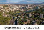 aerial view of the modern eur...   Shutterstock . vector #771632416