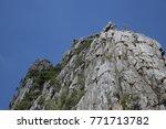 khao no and khao kaeo ...   Shutterstock . vector #771713782