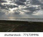 sunrise at isla del sol beach... | Shutterstock . vector #771739996