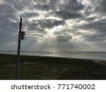 sunrise at isla del sol beach... | Shutterstock . vector #771740002