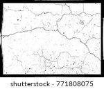 scratch grunge urban background.... | Shutterstock .eps vector #771808075