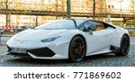 berlin  germany   november ... | Shutterstock . vector #771869602