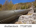 Water Pipeline Of The Campelli...