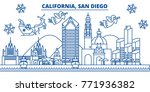 Usa  California  San Diego...