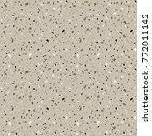granite stone terrazzo floor...   Shutterstock .eps vector #772011142