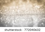 bokeh abstract background for... | Shutterstock . vector #772040632