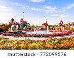 dubai  united arab emirates  ... | Shutterstock . vector #772099576