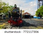thon buri bangkok noi railway... | Shutterstock . vector #772117306