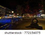 gothenburg   sweden. december...   Shutterstock . vector #772156075