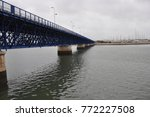 bridge  water  river | Shutterstock . vector #772227508