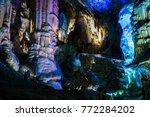 Postojna Cave  Slovenia....