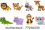 a vector illustration of... | Shutterstock .eps vector #77246233