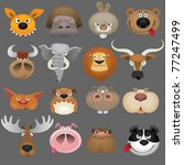 animal,antelope,art,bear,bull,bulldog,cartoon,cat,character,collection,comic,cute,design,dog,draw