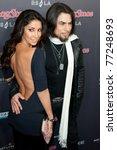 hollywood  ca.   nov 21  dave... | Shutterstock . vector #77248693