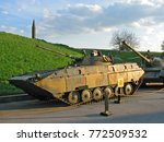 kiev   june 22  2011. military... | Shutterstock . vector #772509532
