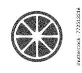 fruits lemon sign. vector....   Shutterstock .eps vector #772513216