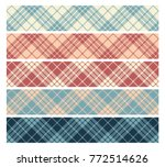 abstract color vector banners   Shutterstock .eps vector #772514626