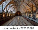 munich germany   january 8 ... | Shutterstock . vector #772525702