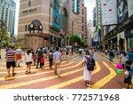 Causeway Bay  Hong Kong  ...