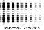 dynamic black and white... | Shutterstock . vector #772587016