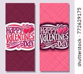 Vector Vertical Banners For St. ...