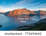 life inspirational quotes  ...   Shutterstock . vector #772654642